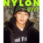 1/28発売3月号NYLONJAPANguys表紙はドラマ主演で話題の若手俳優《野村周平》