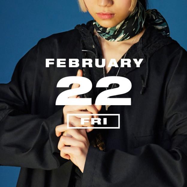 365 ANNIVERSARY CALENDAR 今日は何の日? 〜2/22〜