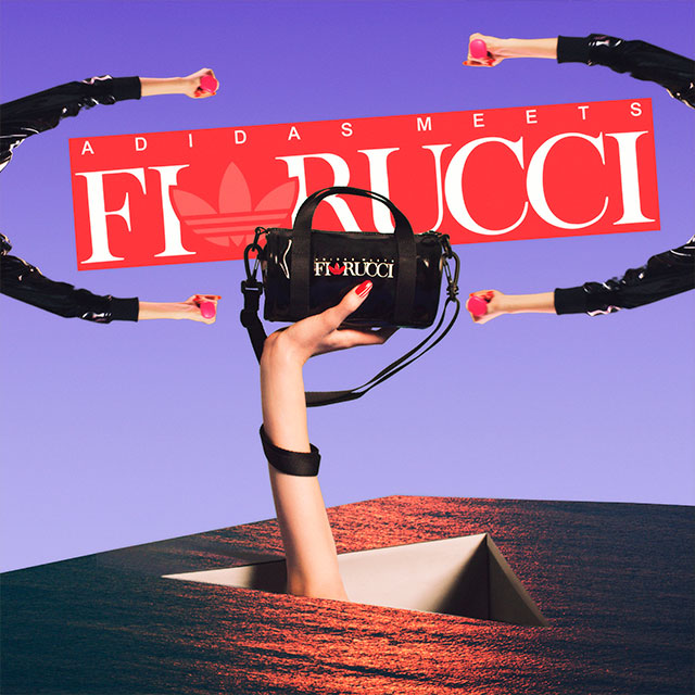 80年代のイタリアを風靡したFIORUCCIとadidas Originalsがコラボレート