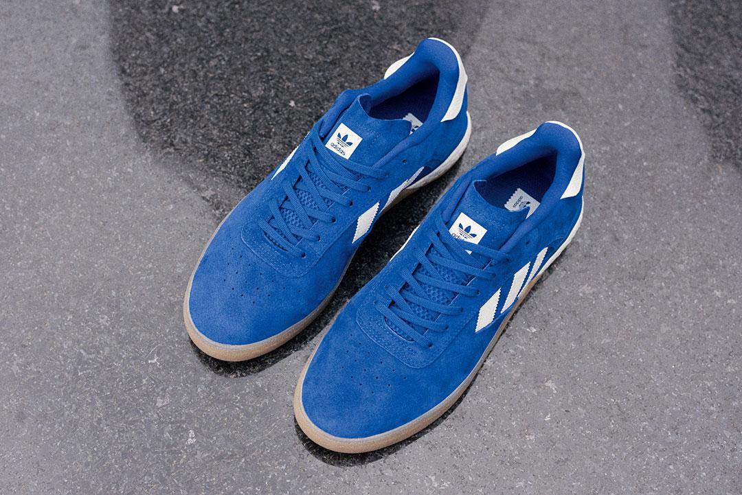adidas Skateboardingの人気シリーズから革新的なスケートシューズが新たに登場