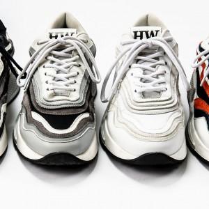 マリンをテーマにした90sなデザインが特徴! HUNTING WORLD初となるスニーカーが誕生