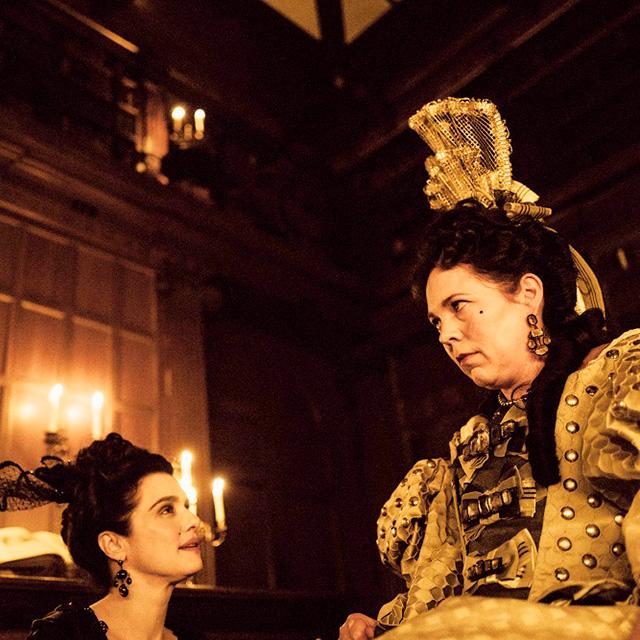 3人の女の野心と嫉妬が渦巻く宮廷物語『女王陛下のお気に入り』