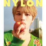 NYLON JAPAN 3月28日発売5月号 表紙解禁 美しき王子様《ジェジュン》が登場!