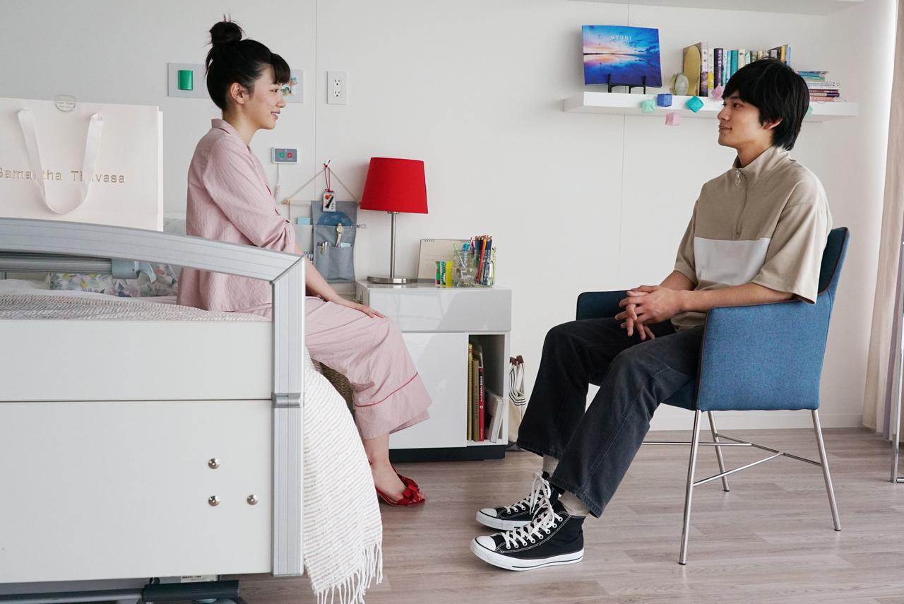 永野芽郁&北村匠海、注目の若手俳優共演の青春ラブストーリー『君は月夜に光り輝く』