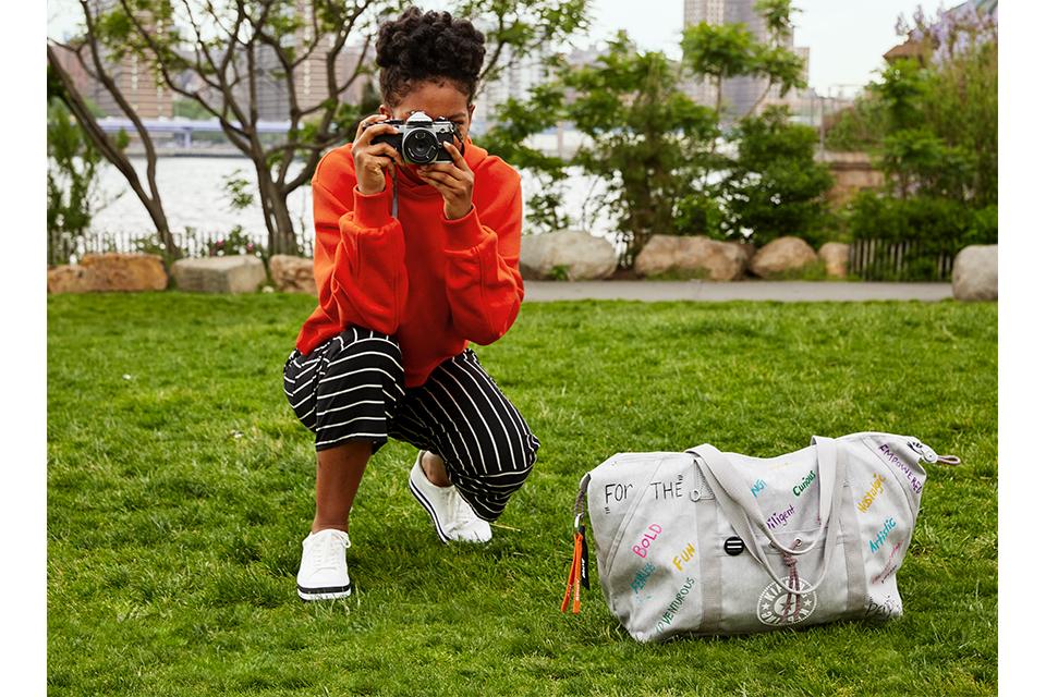 Kiplingが新コレクションローンチに合わせて渋谷ロフトでポップアップを開催!