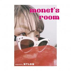 20歳のアーティストmonet × 雑誌NYLON JAPANのスペシャルコラボZINEが販売決定!