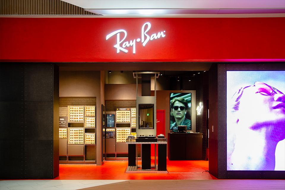 Ray-Banの国内第2号店がららぽーと豊洲にオープン!