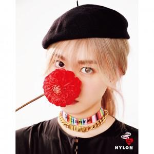 4/26発売 NYLON JAPAN創刊15周年号 <新垣結衣>ポスター解禁! 発売日当日に渋谷VISIONにてパーティ開催