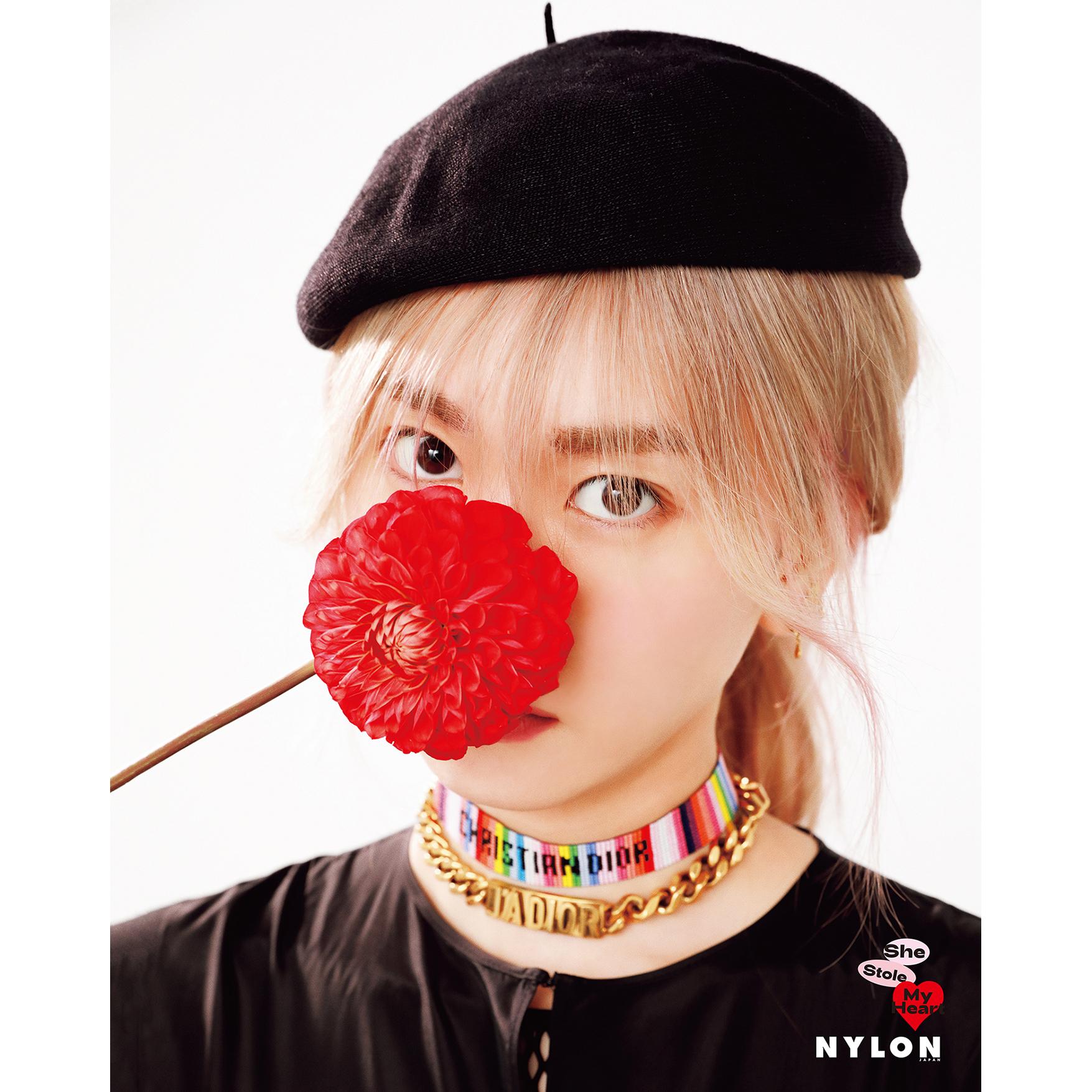 Fashion Nylon Japan15周年記念号は 新垣結衣の両面表紙 34ページ撮り下ろしスペシャル Nylon Japan