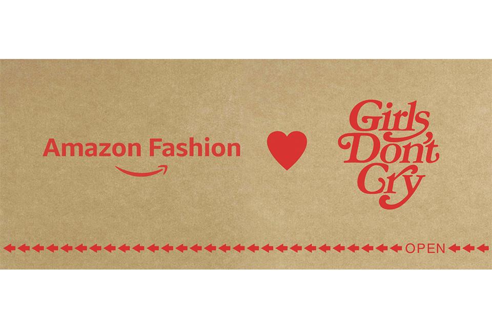"VERDY×Amazon Fashionによる『Girls Don't Cry Meets Amazon Fashion ""AT TOKYO""』が開催!"