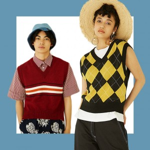 Get New Stuff vol.7 knit vest