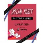 MAYBELLIN NEW YORK×LAGUA GEMのスペシャルイベントに5組10名様をご招待♡