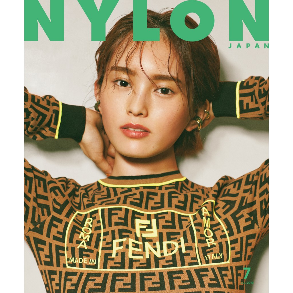 NYLON JAPAN5月28日発売7月号は国内外の大人気アーティスト45組が集結!