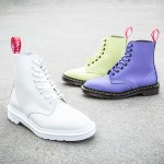 Dr.Martens × UNDERCOVERからパステルカラーの新作ブーツが登場!
