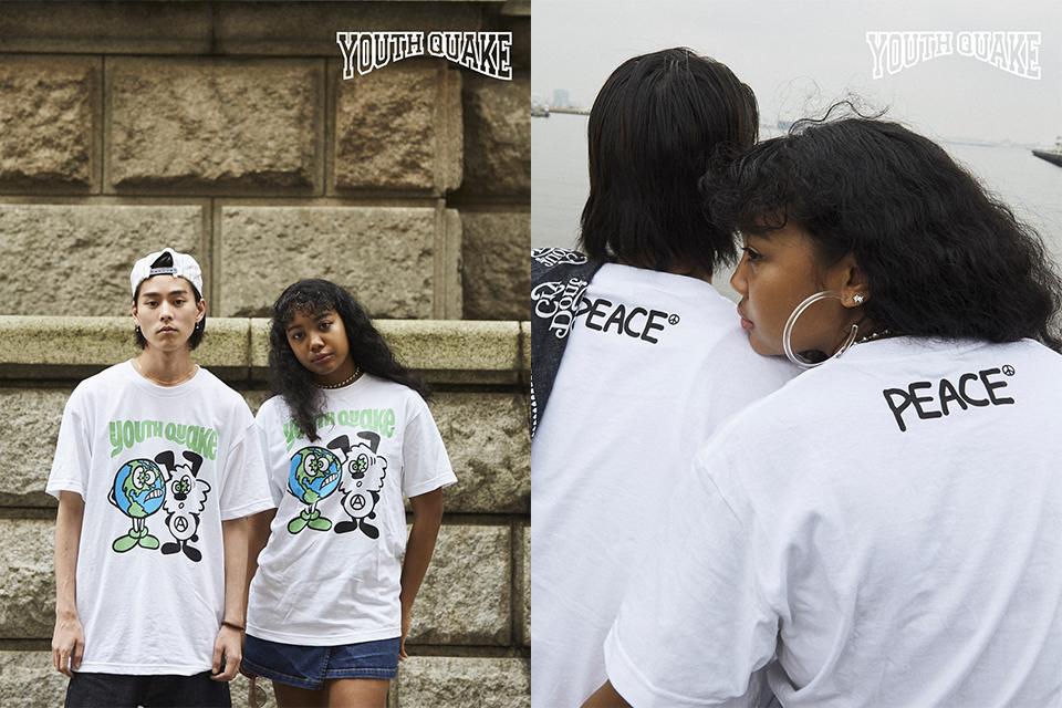 YouthQuakeによる豪華コラボレーションポップアップが1日限定開催!