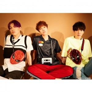 新星K-POPグループNTB、 キャラディネートと出会う