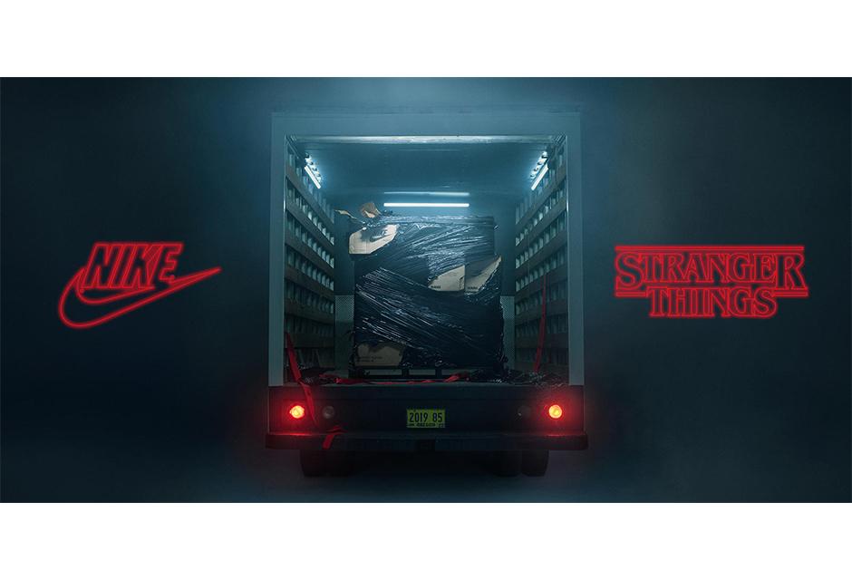 第3シリーズ配信間近! NIKEがストレンジャー・シングスとのコラボコレクションを発表