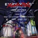 韓国やアメリカでのイベントを大成功に収めたパーティーブランド EVRYWHREがついに日本上陸!