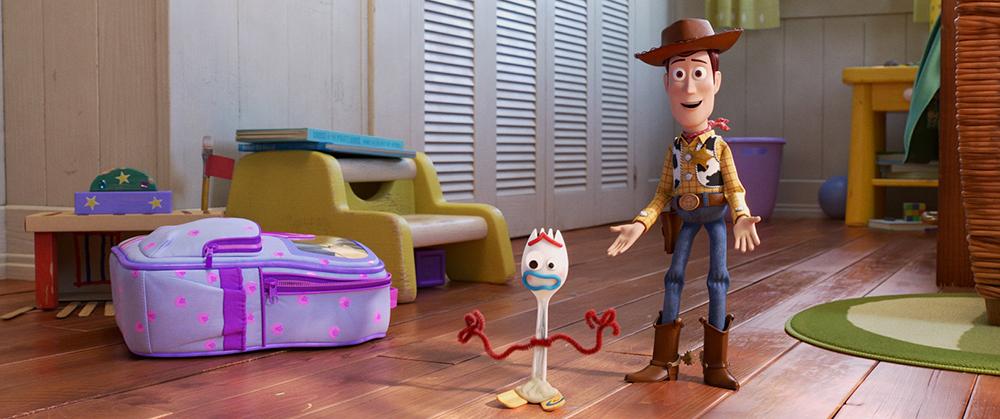 手作りのおもちゃ登場!?ウッディの驚くべき決断?『トイ・ストーリー4』