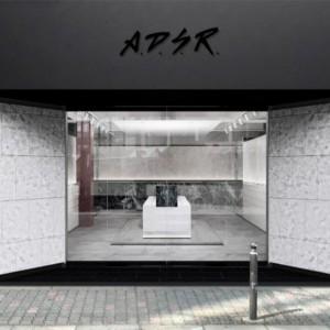 アイウェアブランド A.D.S.R.の初となる旗艦店が大阪・南船場にオープン!
