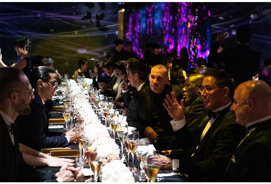 モエ・エ・シャンドンが生誕150年を祝したパーティを開催