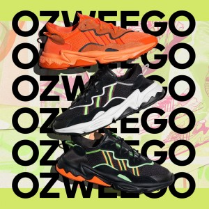 adidas OriginalsからOZWEEGOのニューカラーが登場