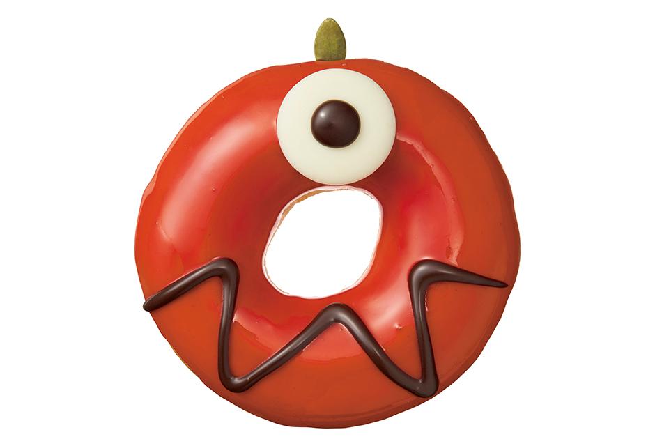 クリスピー・クリーム・ドーナツから秋の味覚を詰め込んだドーナツが登場!