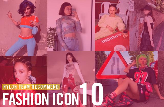 サマースタイルの参考に♡ NYLONチームのファッションアイコン10