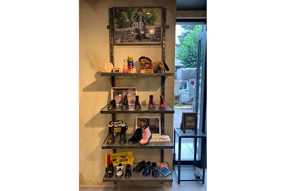 豊富なコレクションを揃えてドクターマーチン青山店がリニューアル!