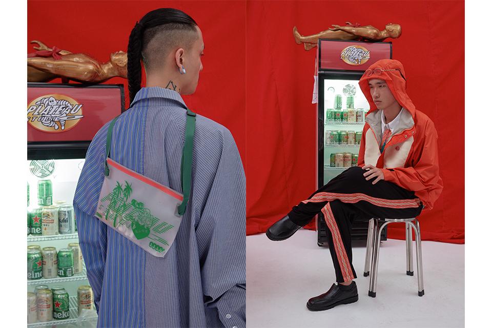 台湾発の気鋭ブランド PLATEAU STUDIO新コレクションのLOOKが到着!