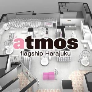 atmos pink初となるフラッグシップショップがオープン! エントランスフリーのオープニングパーティを開催