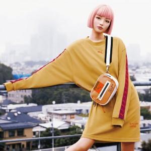 """「PUMA x SLY」が 話題のヴァーチャルモデル""""imma""""とコラボ"""
