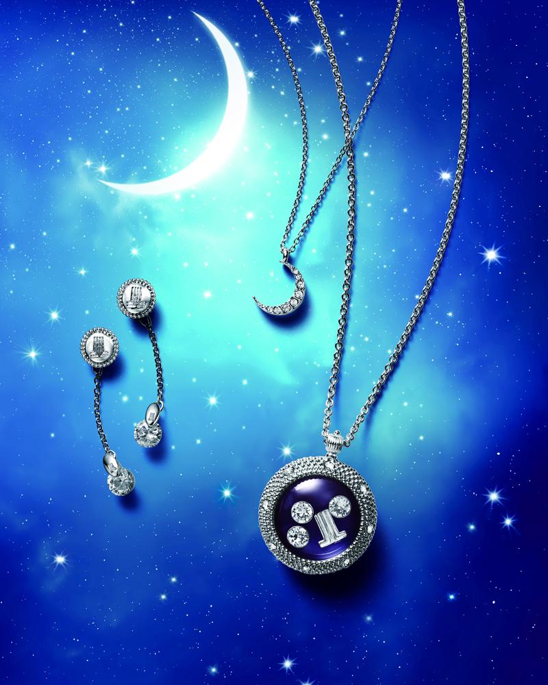 LANVIN en Bleuから冬のファッションに彩りを添える数量限定の2本セットネックレスが発売
