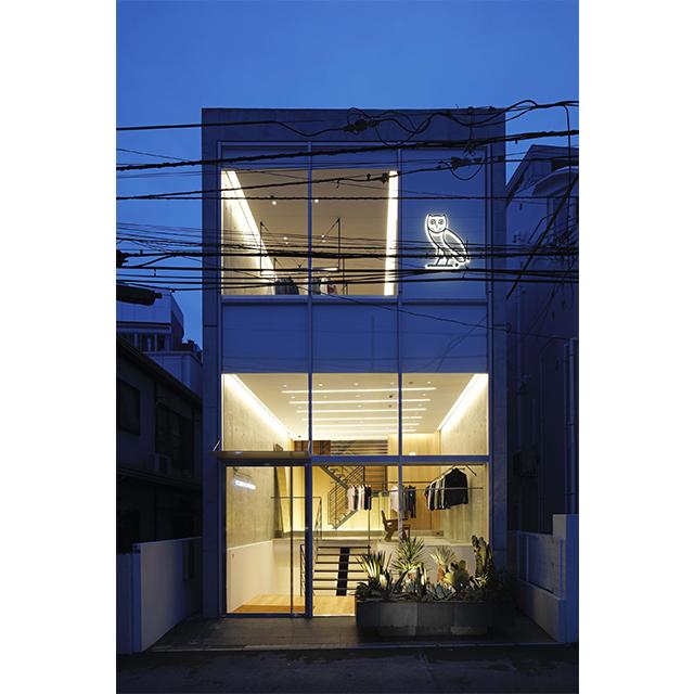 アジア初上陸! 最注目のブランド OVOが東京・北青山に旗艦店をオープン