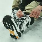 90年代のランニングシューズをオマージュしたスノーボードブーツが登場!