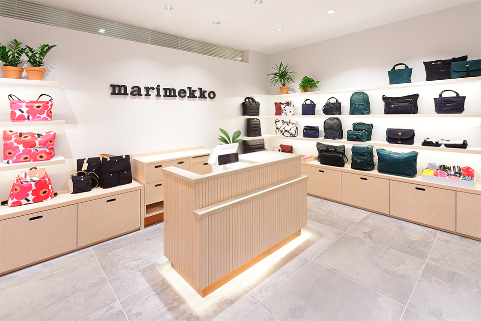 渋谷スクランブルスクエアにマリメッコ渋谷店がオープン