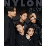 メンバーカラーのパワーを感じて♡ 《超特急》がNYLON guys JAPAN カバーにカムバック!