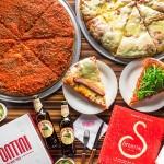 濃厚チーズ&厚さ3cmのピザが特徴♡ 老舗ピッツェリア スポンティーニ