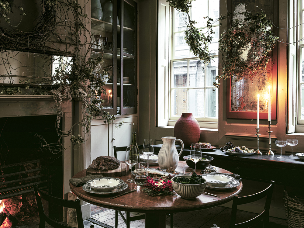 ZARA HOMEのクリスマスコレクションでホームパーティをもっと楽しく♡