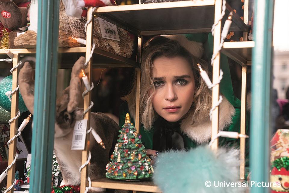 ワム!の名曲から生まれたロマコメ『ラスト・クリスマス』