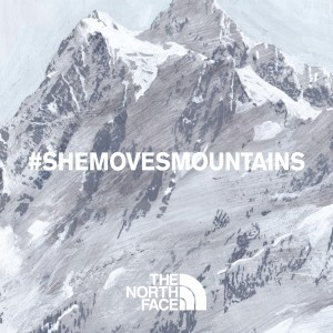 THE NORTH FACEが活躍する女性から多様な生き方を学ぶイベント『#SHEMOVEMOUTAINS EXHIBITION』を開催