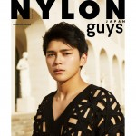 NYLON guys JAPAN のスタイルブック第三弾‼ 《眞栄田郷敦》パーソナルマガジン『GORDON MAEDA STYLE BOOK』発売決定