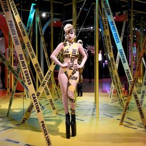 お台場の人気アトラクション施設『マダム・タッソー東京』のレディ・ガガエリアがリニューアル♡
