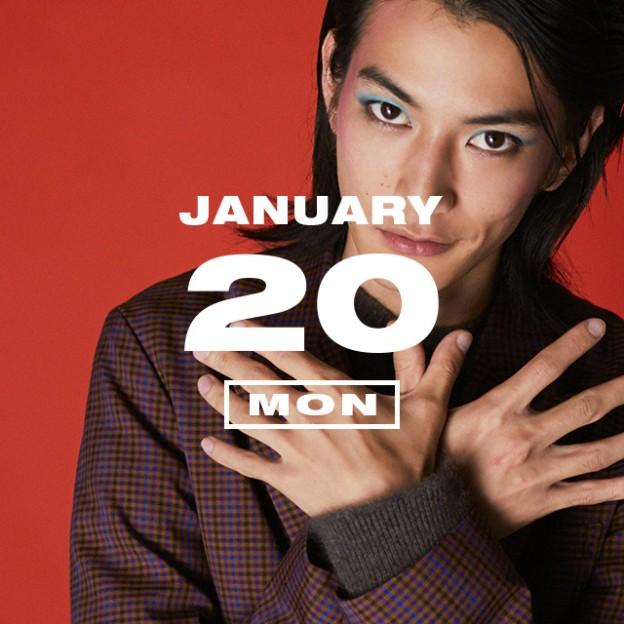 365 ANNIVERSARY CALENDAR 今日は何の日? 〜1/20〜
