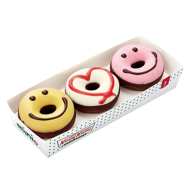 クリスピー・クリーム・ドーナツからバレンタイン限定ボックスが登場♡