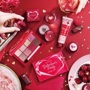 ジルスチュアートのロマンチックなバレンタイン限定コスメが登場♡