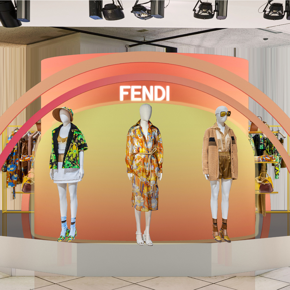 FENDIが2020年SSコレクションポップアップイベントを開催