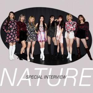 日本デビューを果たした注目の韓国発ガールズグループ NATUREにスペシャルインタビュー♡