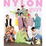 NYLON JAPAN 2/28 発売 4 月号 大人気オーディション番組「PRODUCE 101 JAPAN」から誕生した 超フレッシュボーイズグループ《JO1》がNYLON guys の表紙に大抜擢!