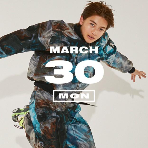 365 ANNIVERSARY CALENDAR 今日は何の日? 〜3/30〜